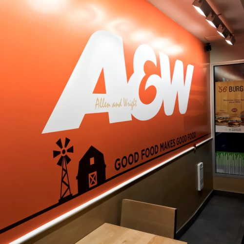 A&W 500 Bloor St